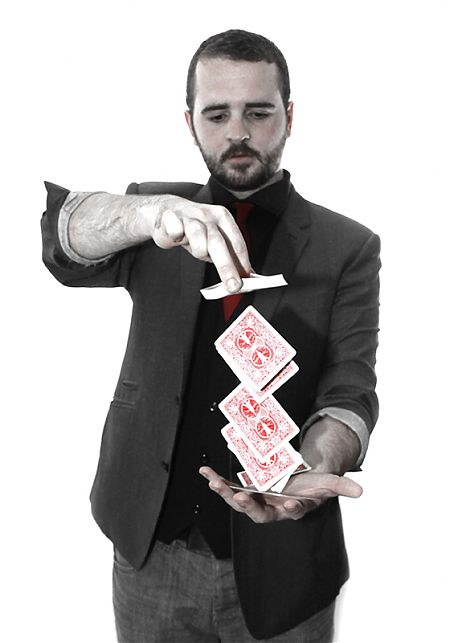 David Peace – Magician