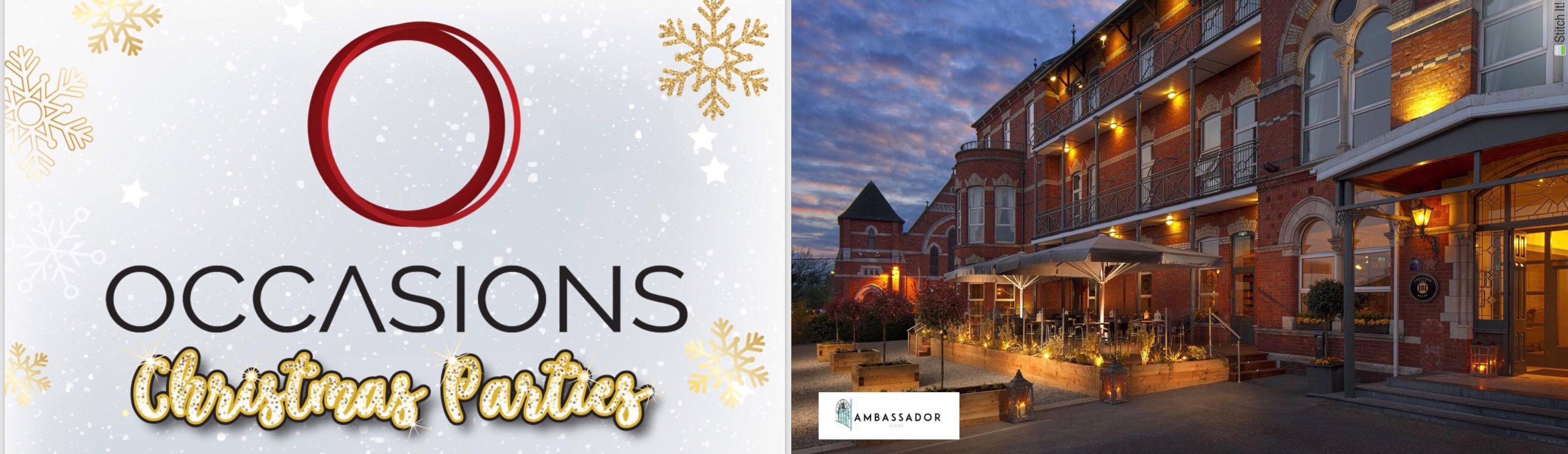 Occasions Christmas Parties - The Ambassador Hotel